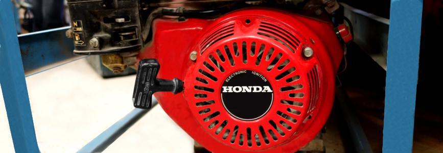 Motor HONDA GX160 (pro elektrocentrály)