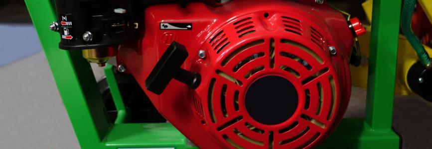Motor HONDA GX160 (pro vibrační desky)